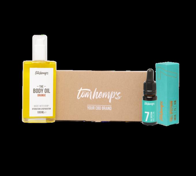 Tom Hemps Product Gift Set Balance H