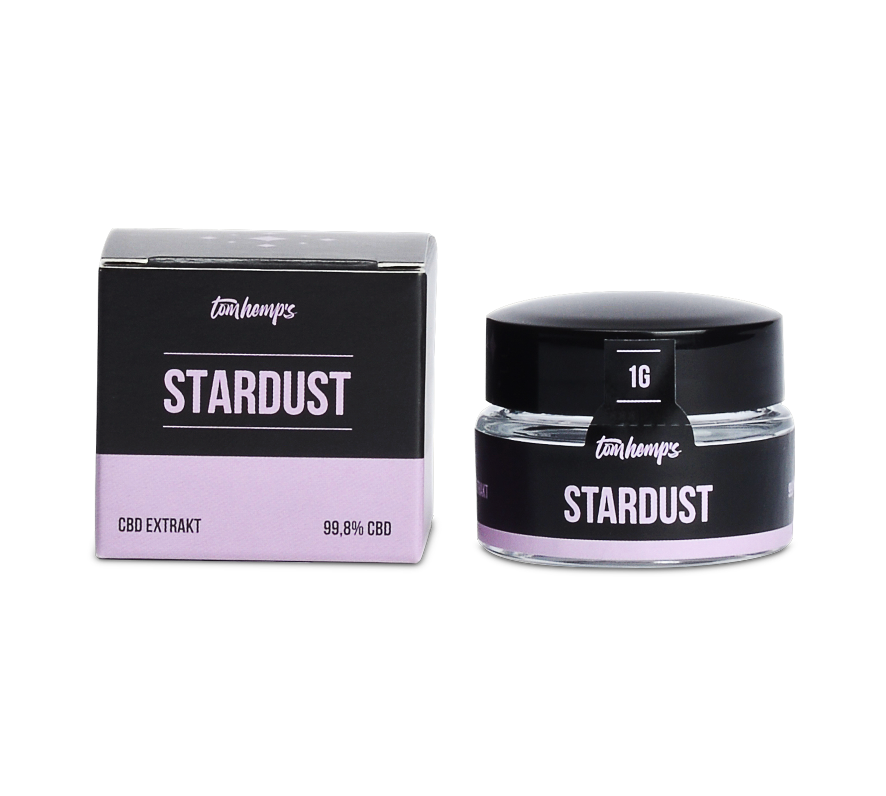 CBD Stardust Cristaux Isolate 99,8%
