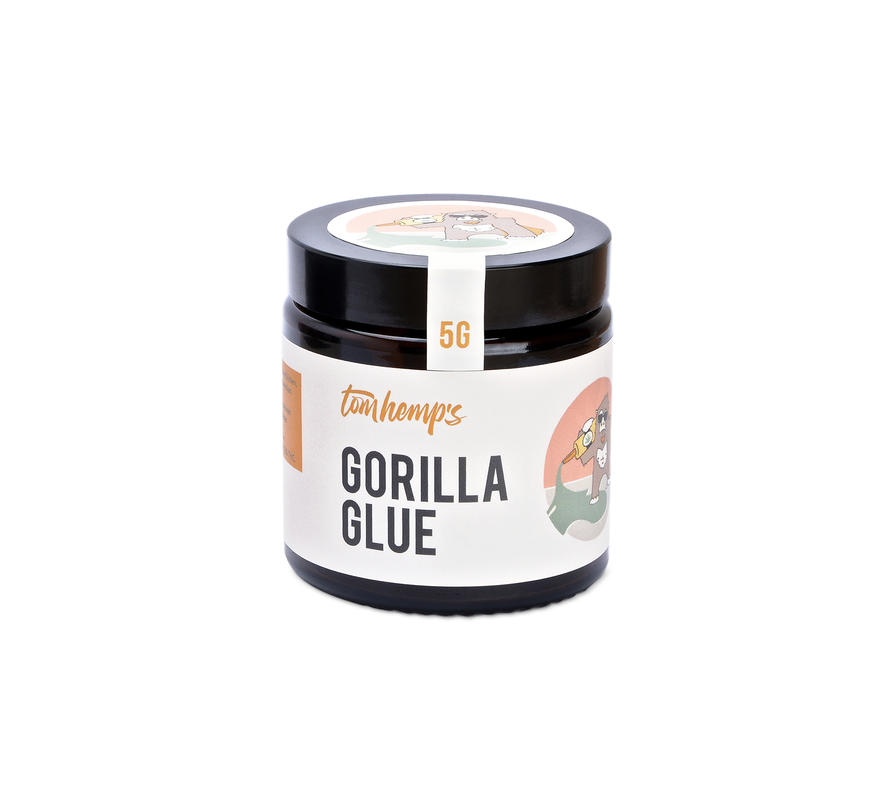 CBD Aroma Flowers Gorilla Glue