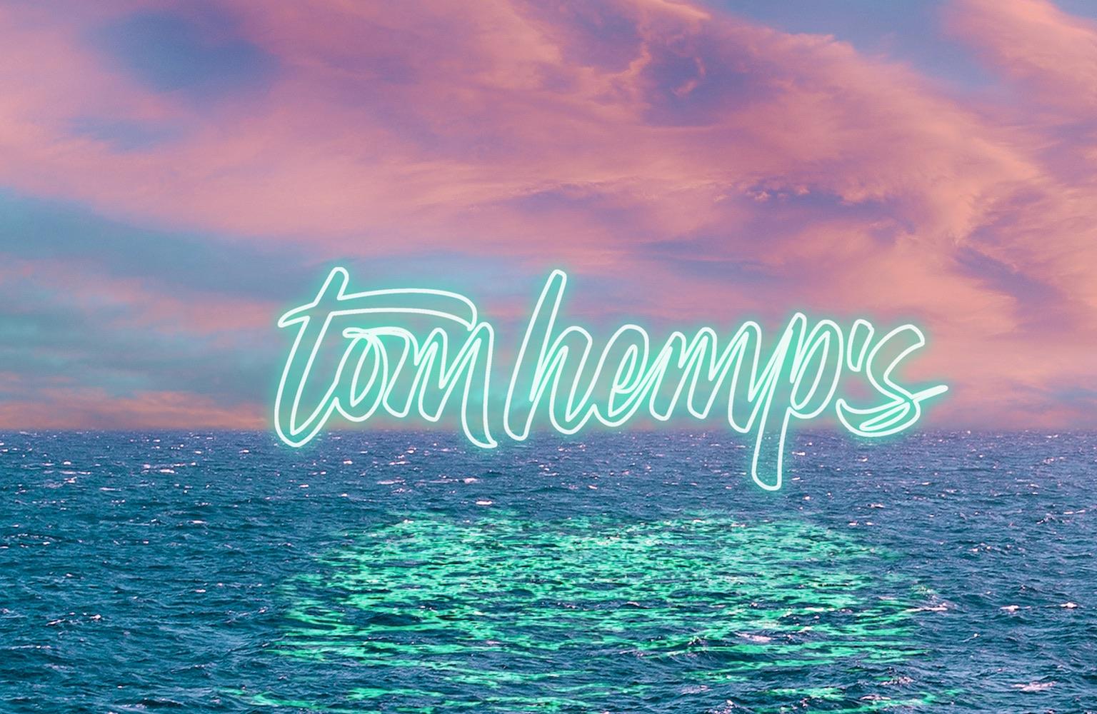 Tom Hemps Header Logo Clouds