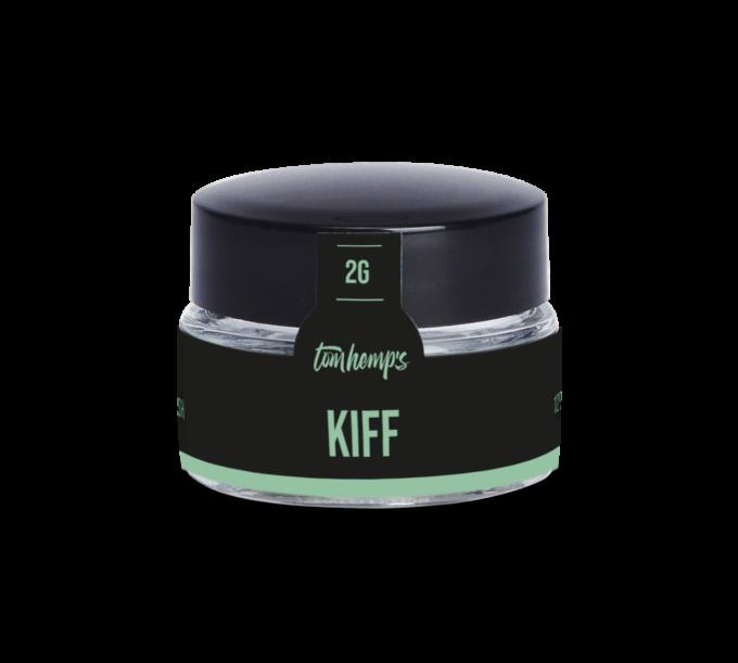 Tom Hemps Product Kiff Glass