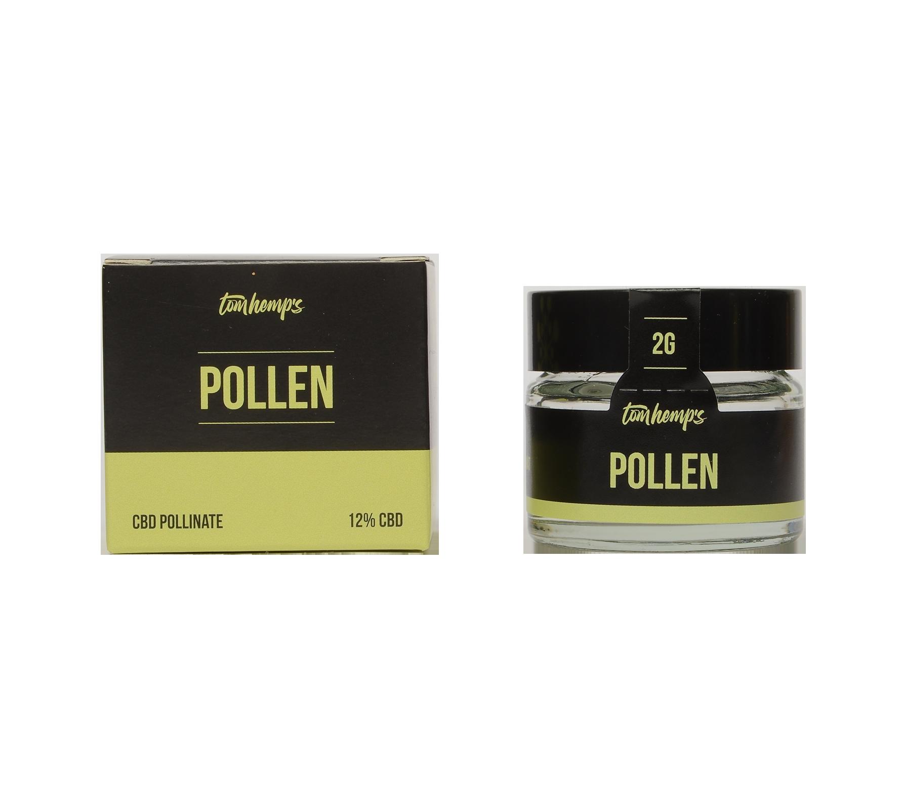 CBD Pollen 12%