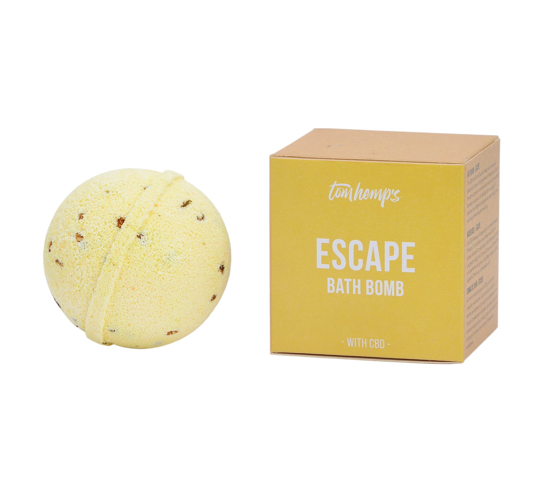 CBD Bath Bomb Escape