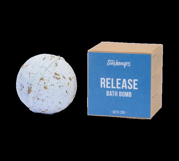 Tom Hemps Product Beauty Bathbomb Release