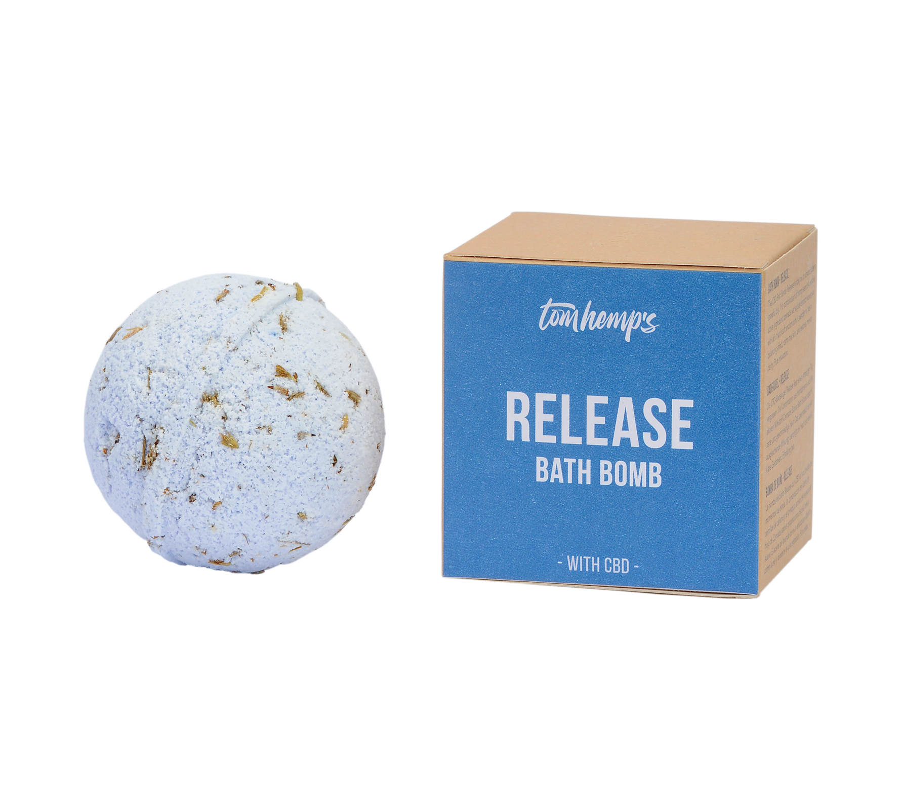 Bomba de baño CBD Release