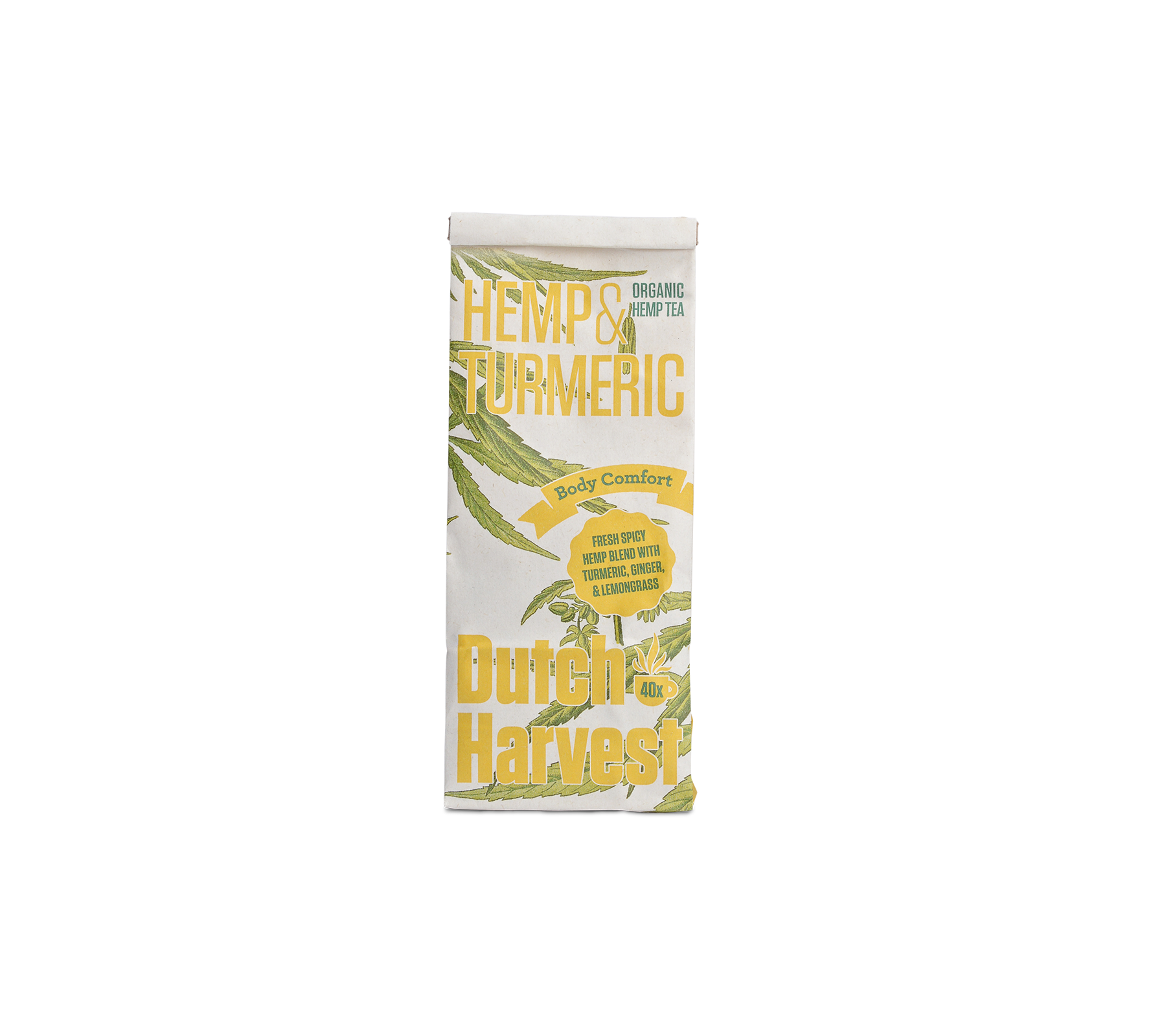 Dutch Harvest Hemp & Tumeric