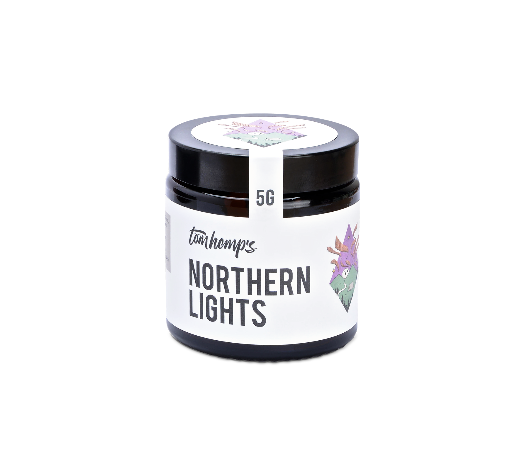Flor de CBD Northern Lights