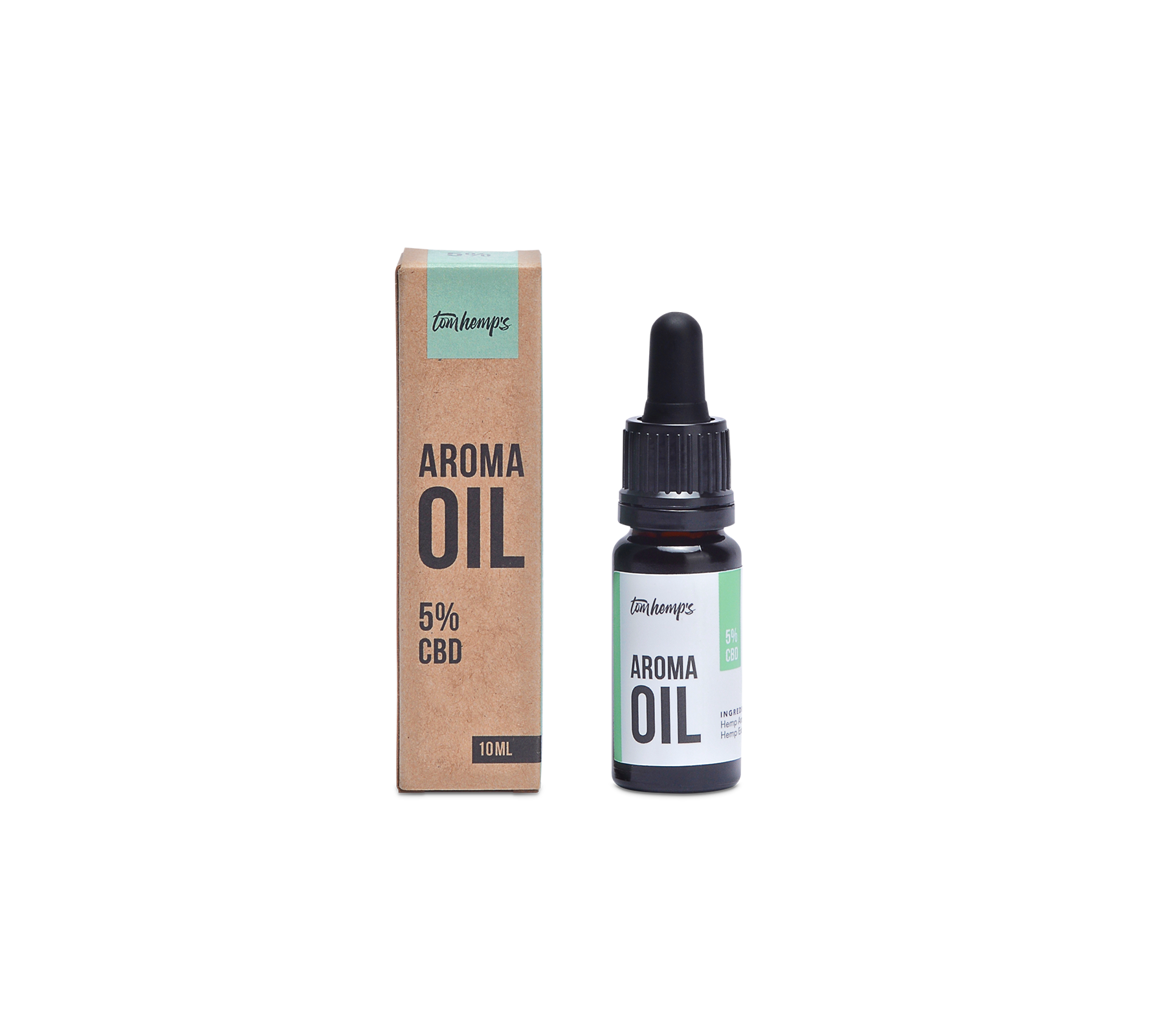 Olio al CBD Full Spectrum 5%