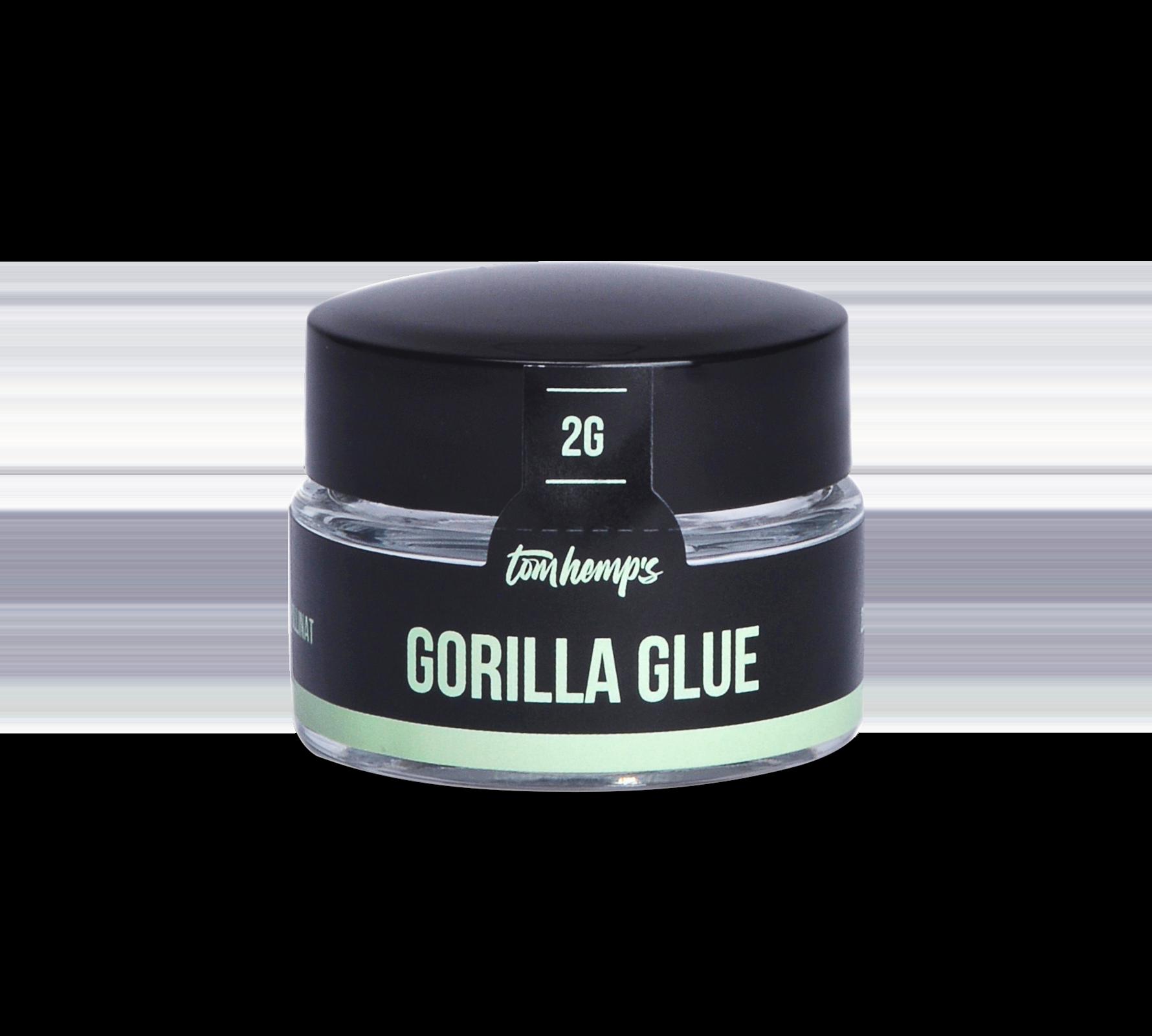 Haxixe de CBD 22% Gorilla Glue