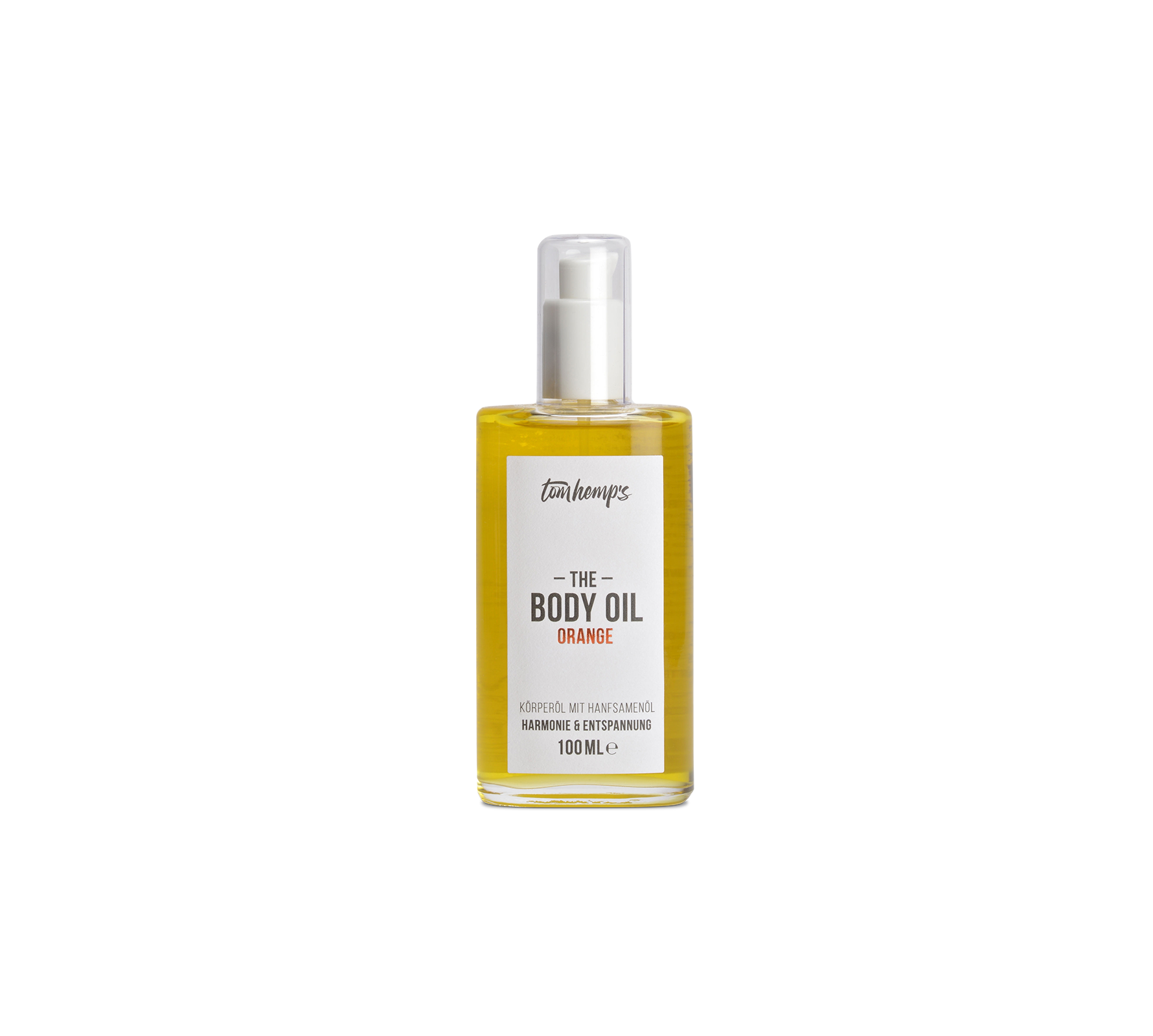 The Body Oil Orange