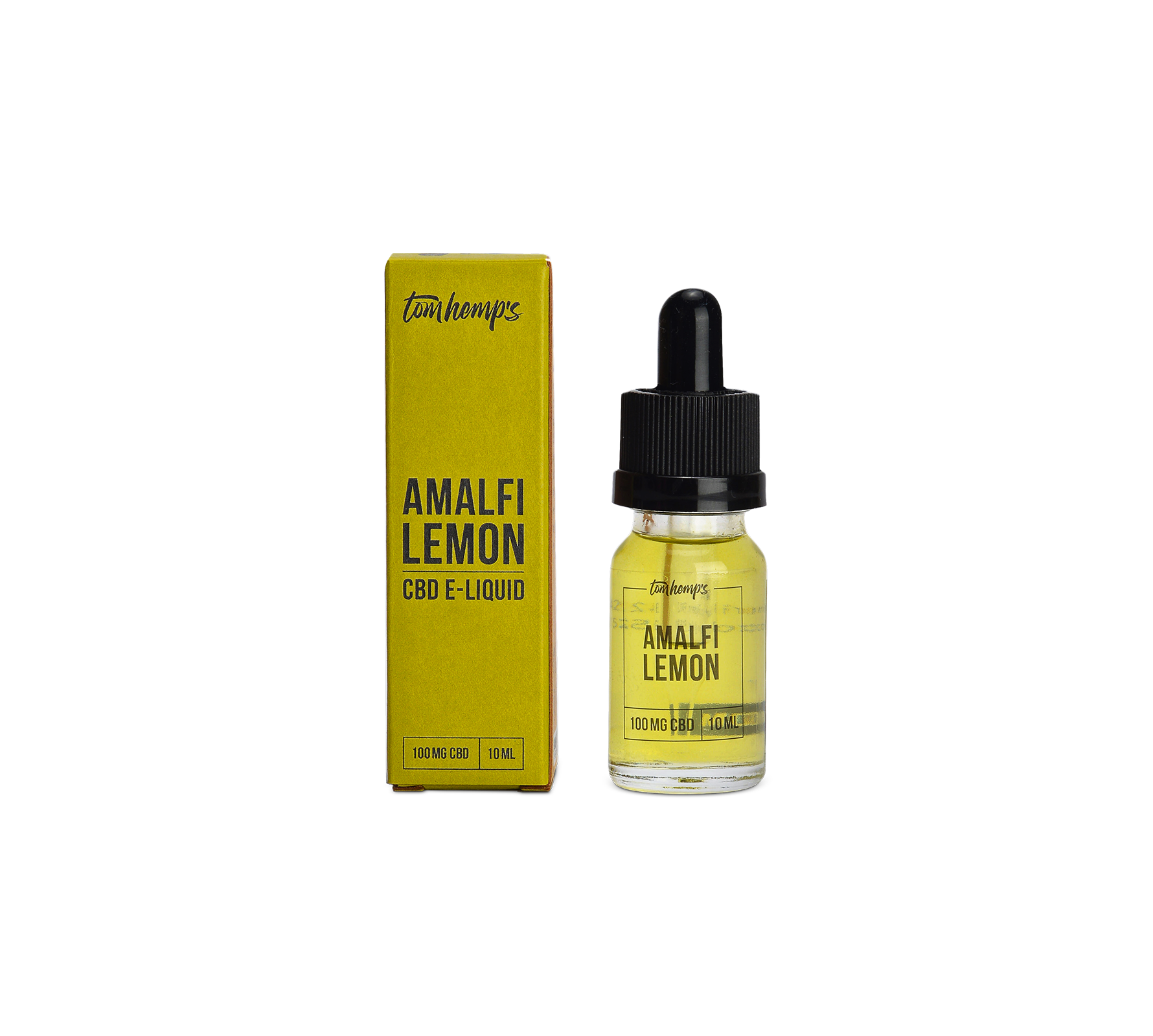CBD e-Liquid Amalfi Lemon