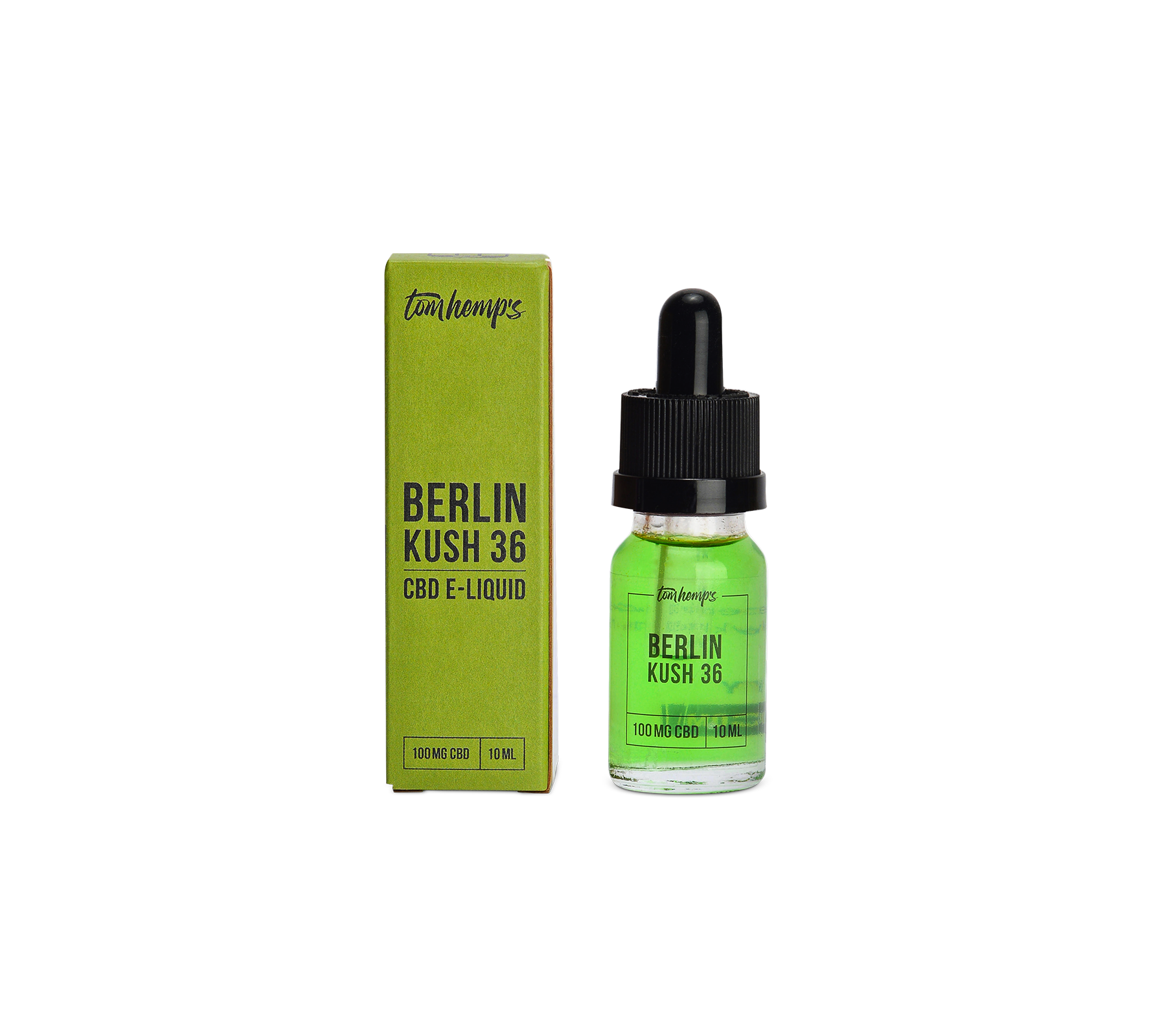 CBD e-Liquid Berlin Kush 36