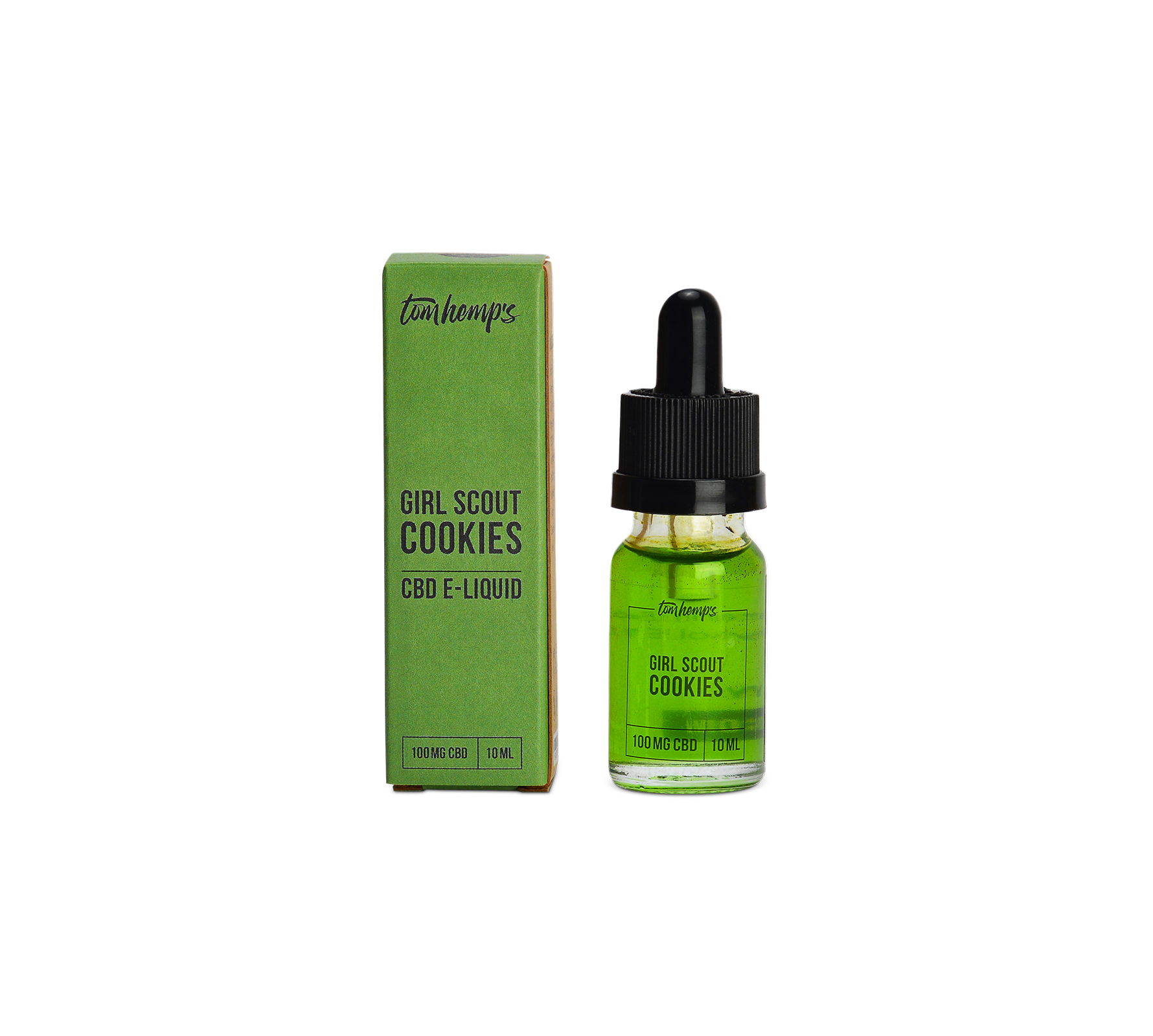 CBD e-Liquid Girl Scout Cookies