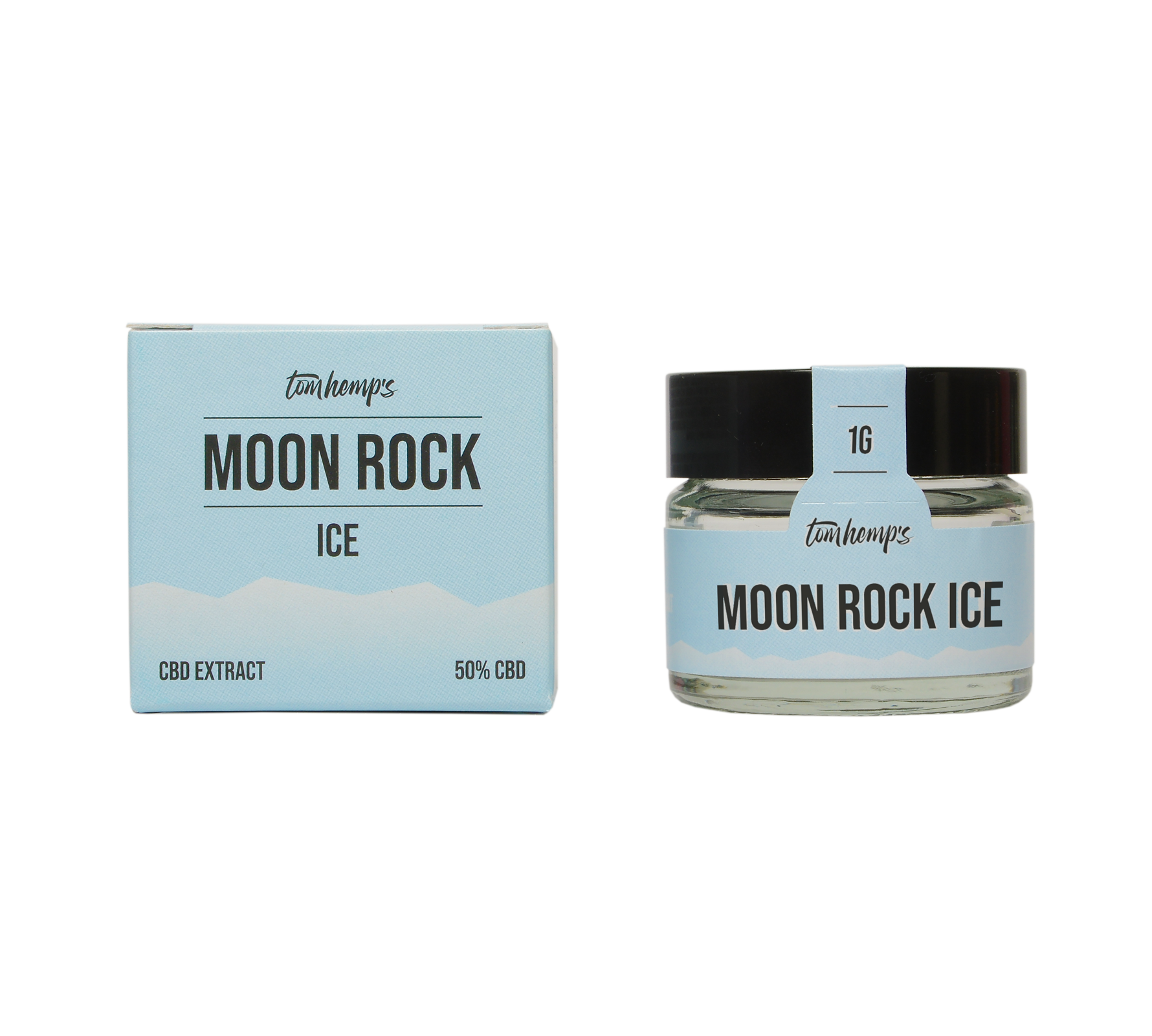 CBD Moonrock Ice 50%