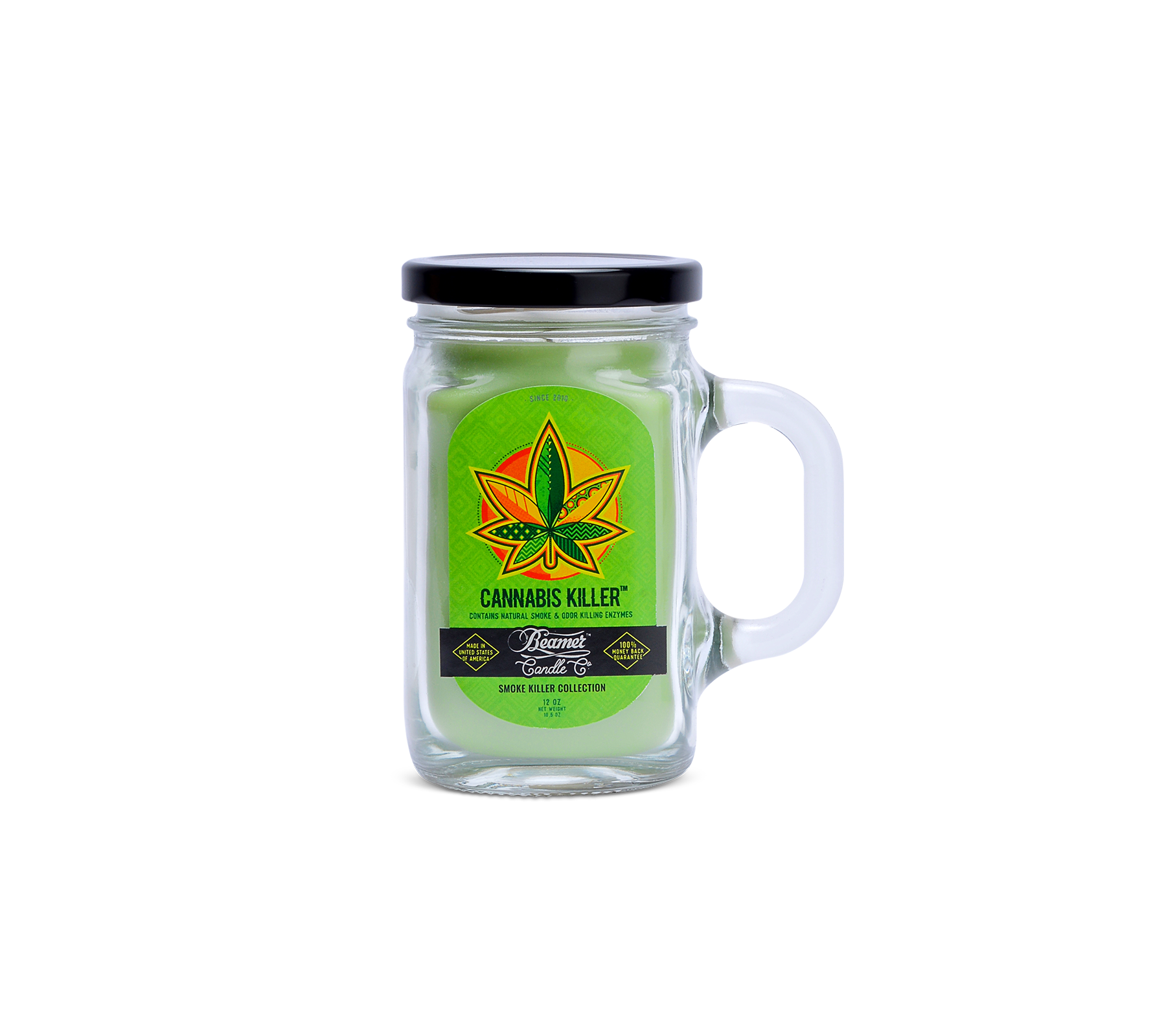 Candle Cannabis Killer