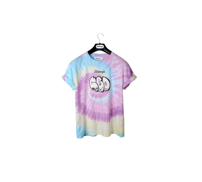 Tomhemps Tiedye Tshirt Rainbow Desktop Detail Hd 1780x1600