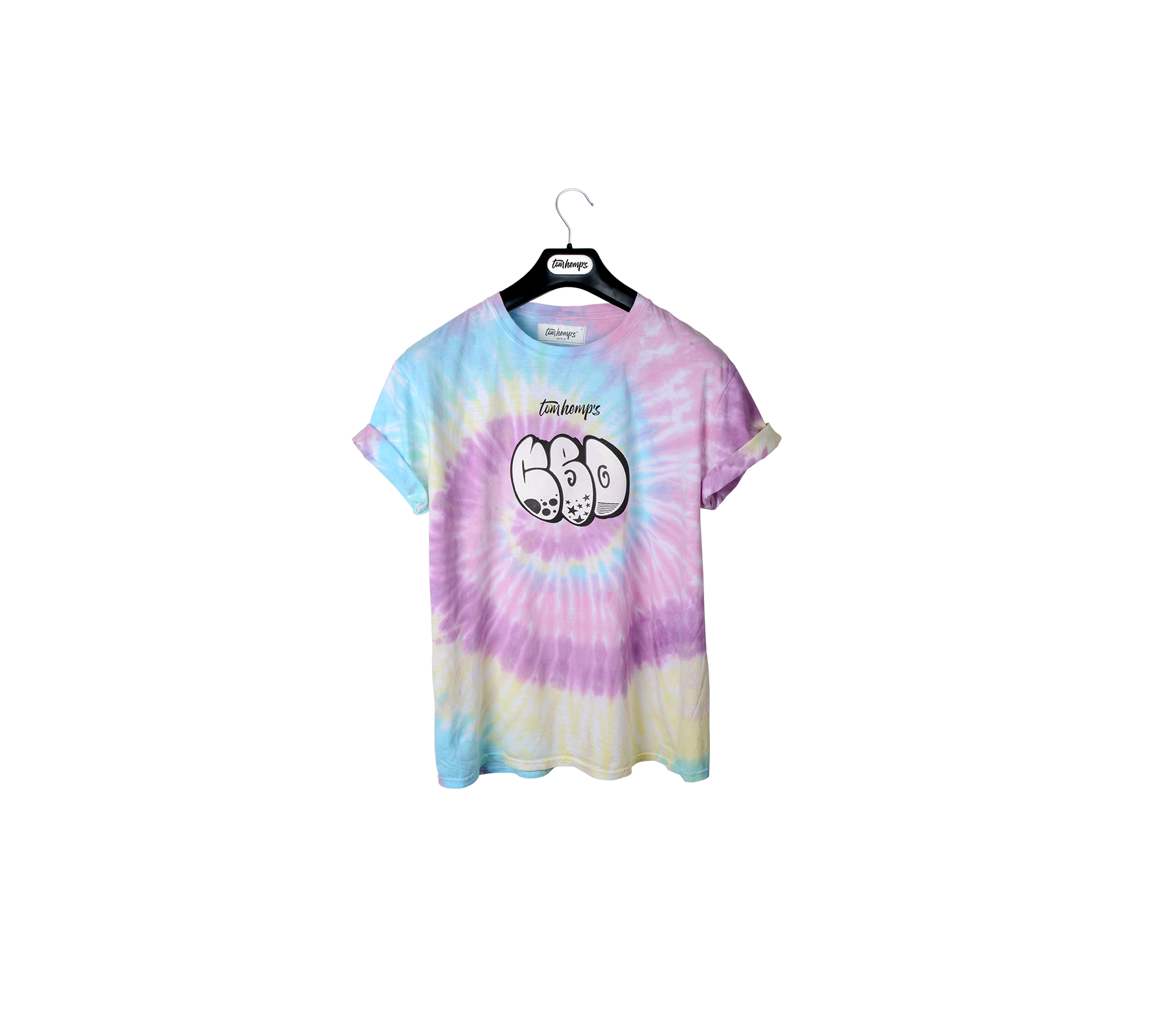 Tomhemps Tiedye Tshirt Rainbow Desktop Detail Hd 1780×1600