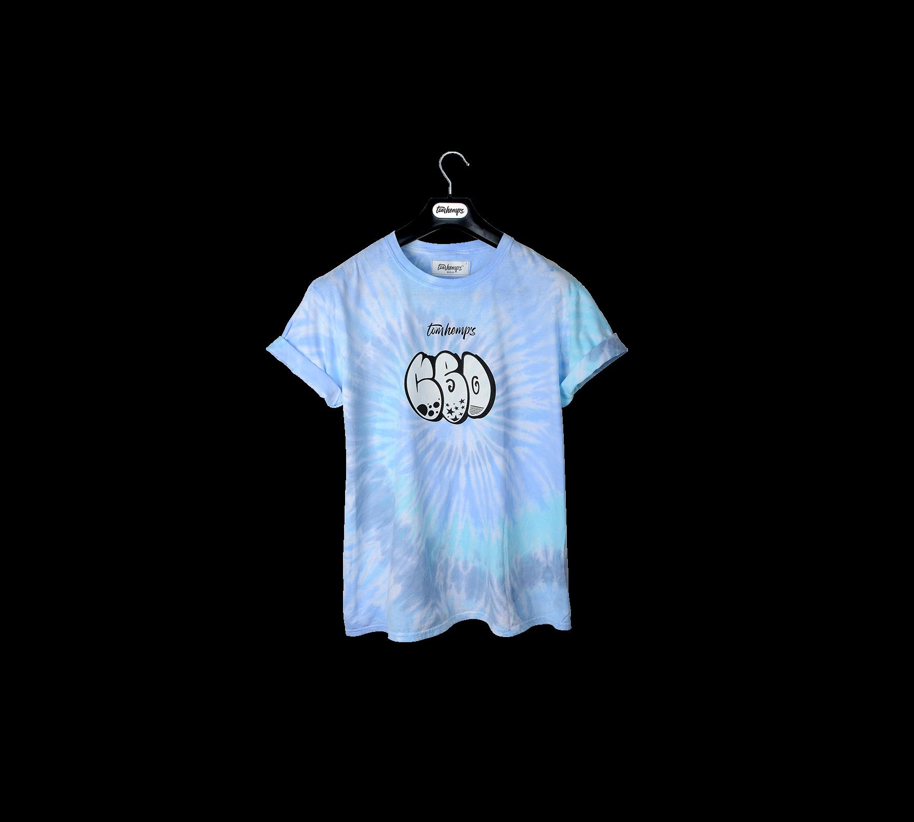 Tie Dye T-Shirt Blue