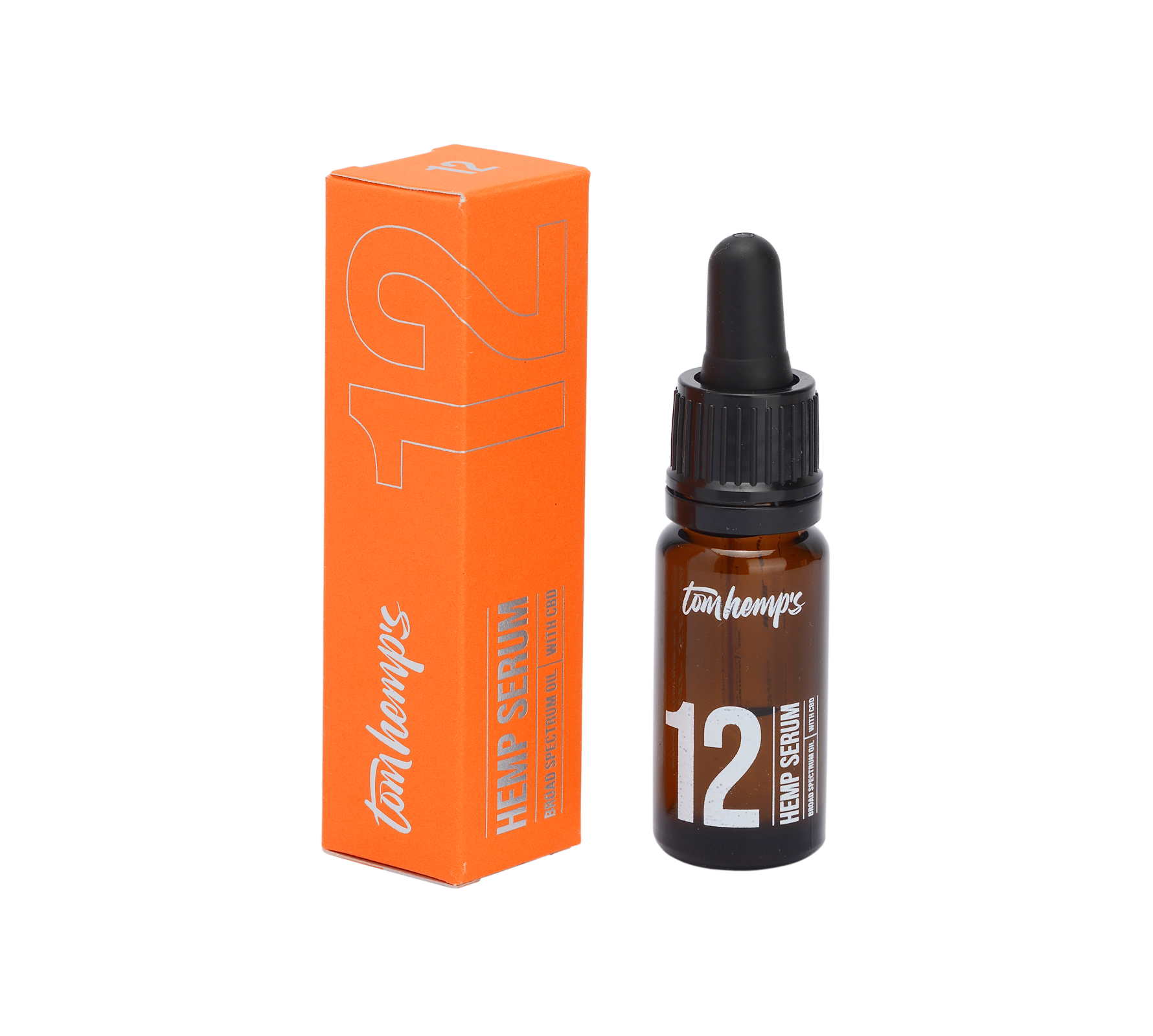 Broad Spectrum CBD Oil 12