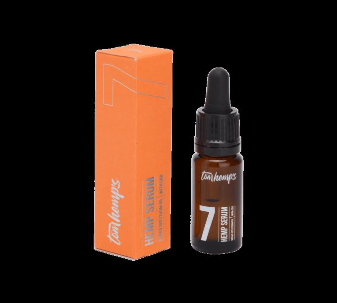 Tom Hemps Product All Beauty Hemp Serum Bottle 7