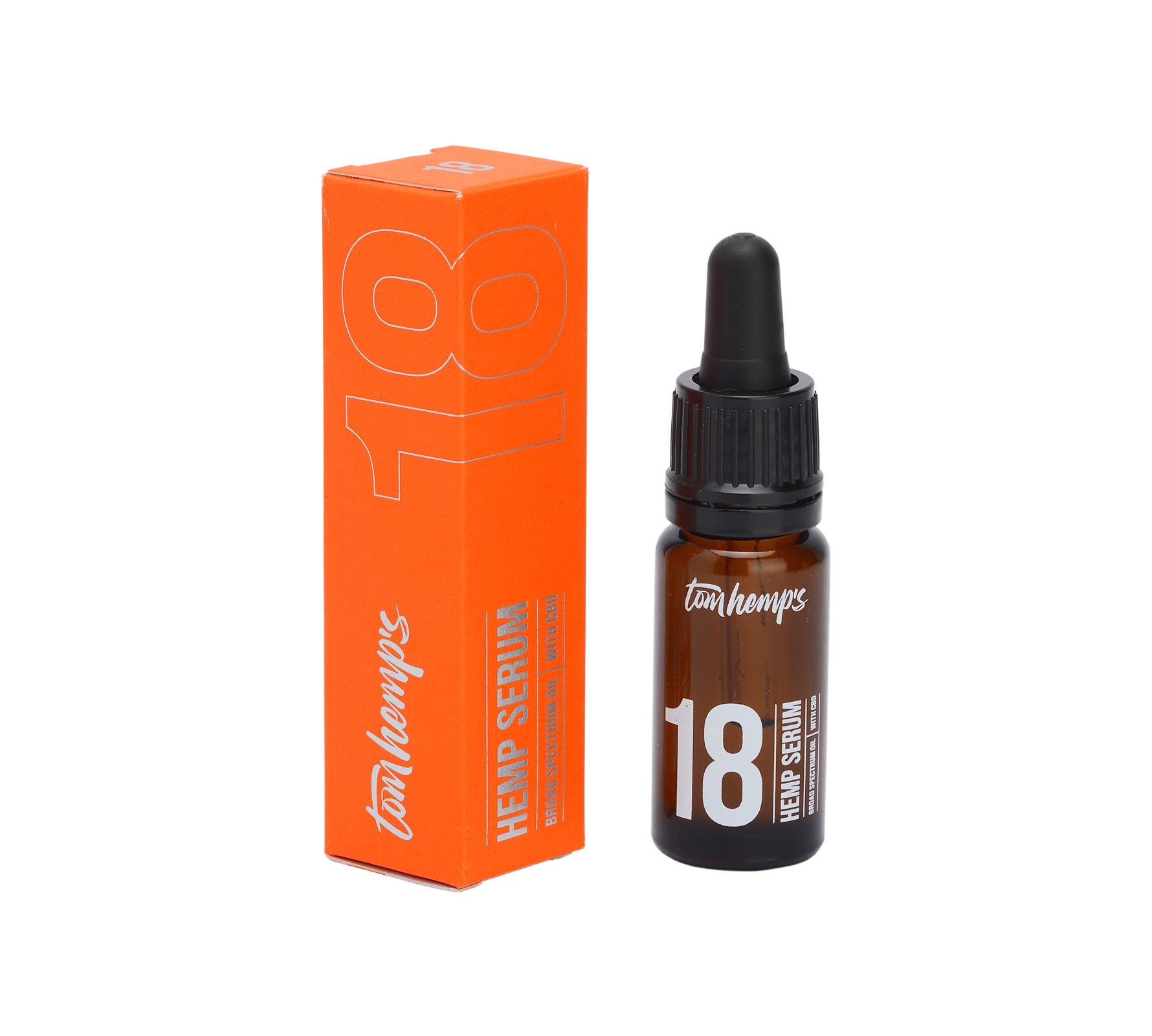 Broad Spectrum CBD Oil 18