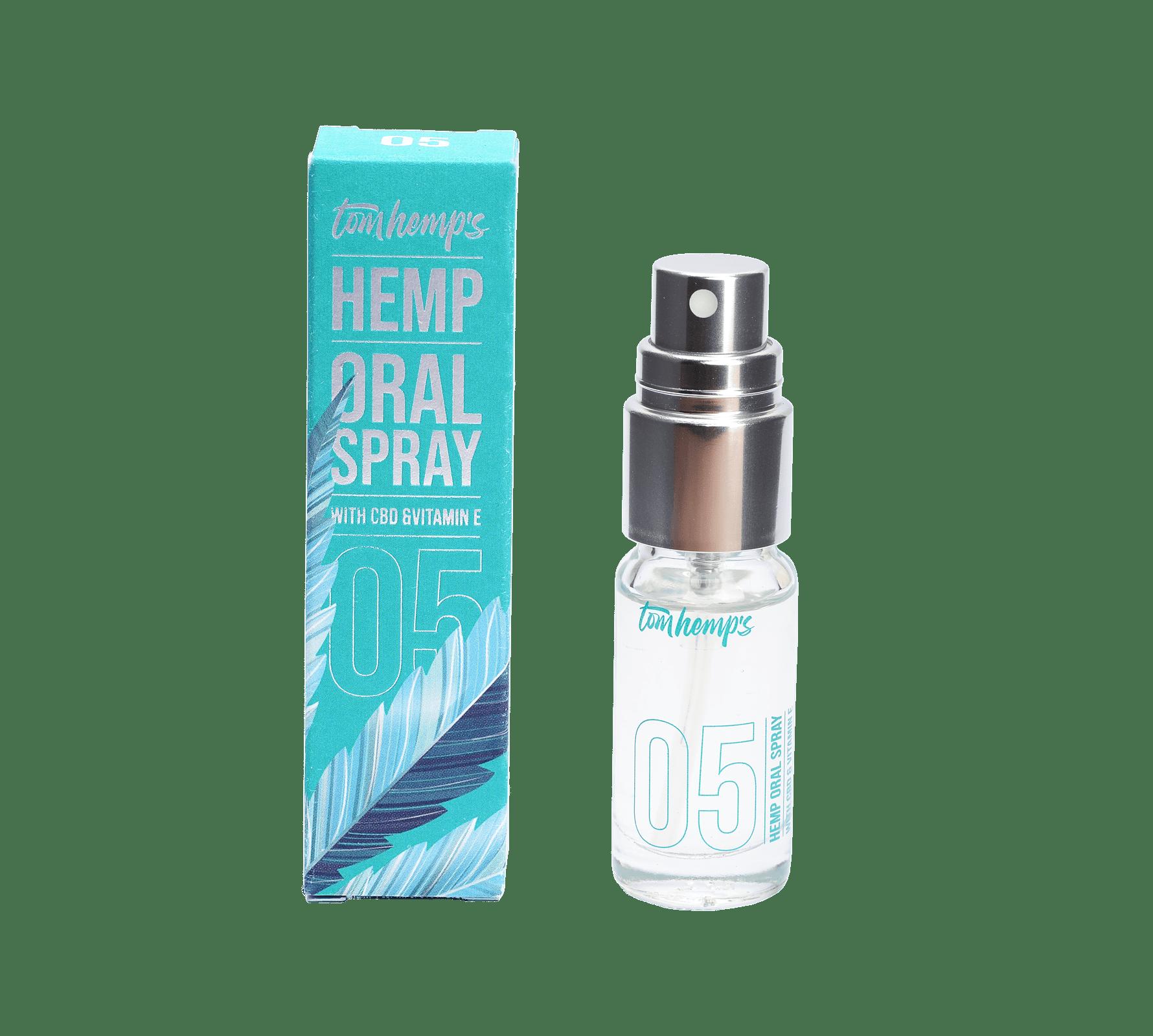 Hemp Oral Spray 5