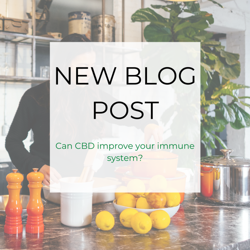 Can Cbd Boost Your Immune System