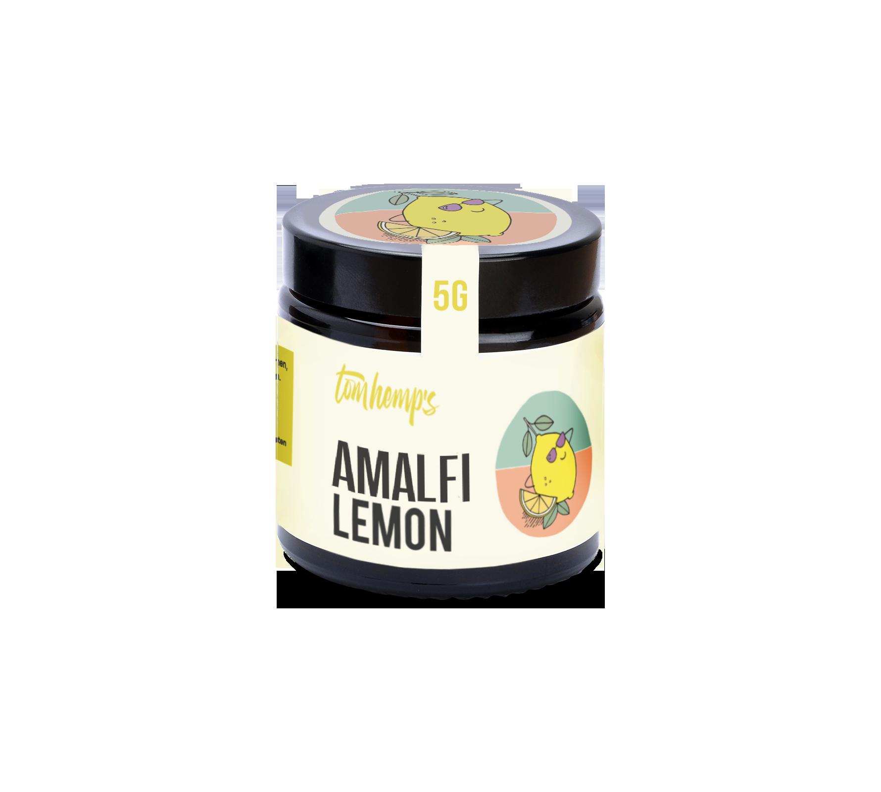 CBD Aromablüten Amalfi Lemon