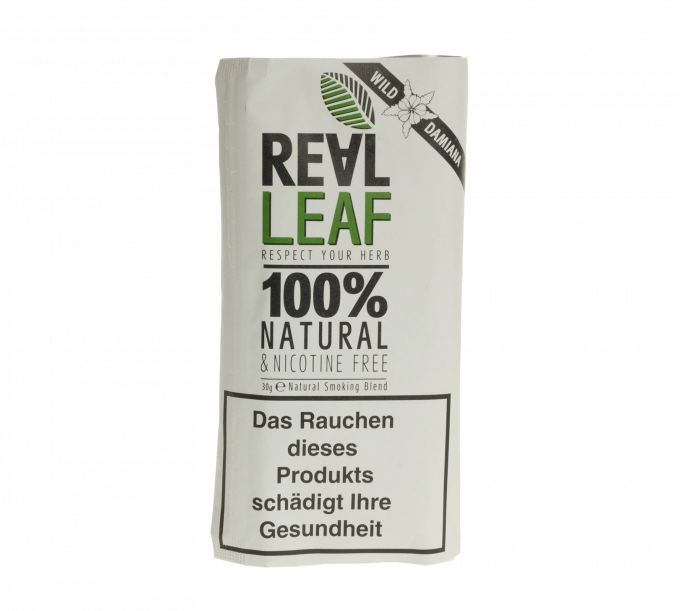 Real Leaf Wild Damiana