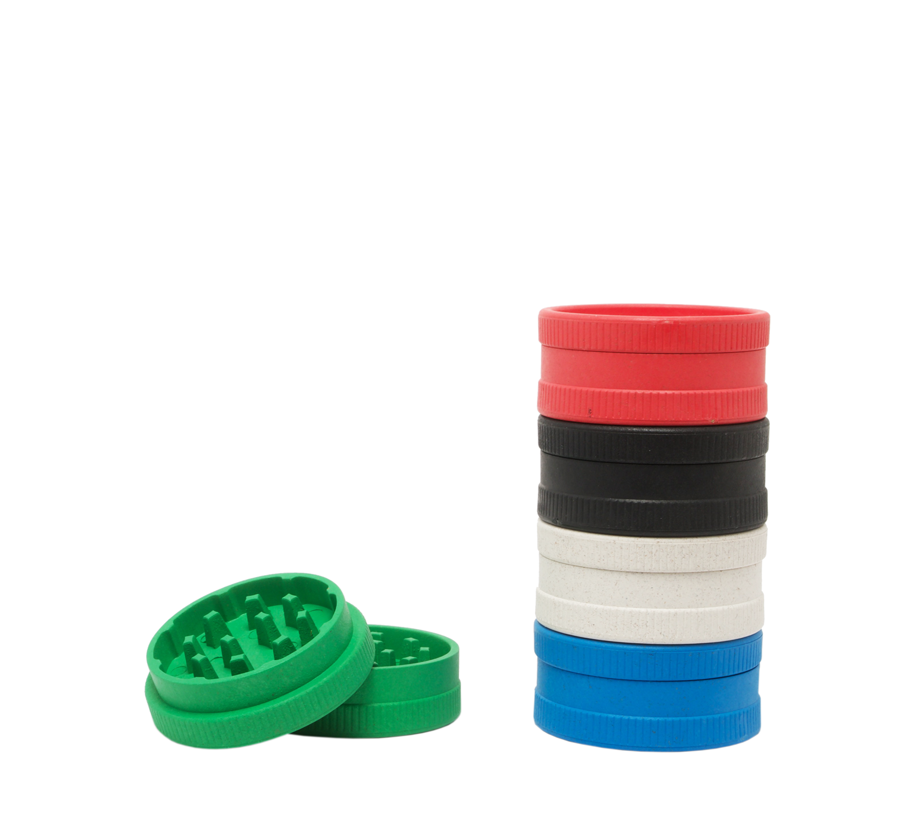 Santa Cruz Shredder x Hemp Grinder - 2 Piece