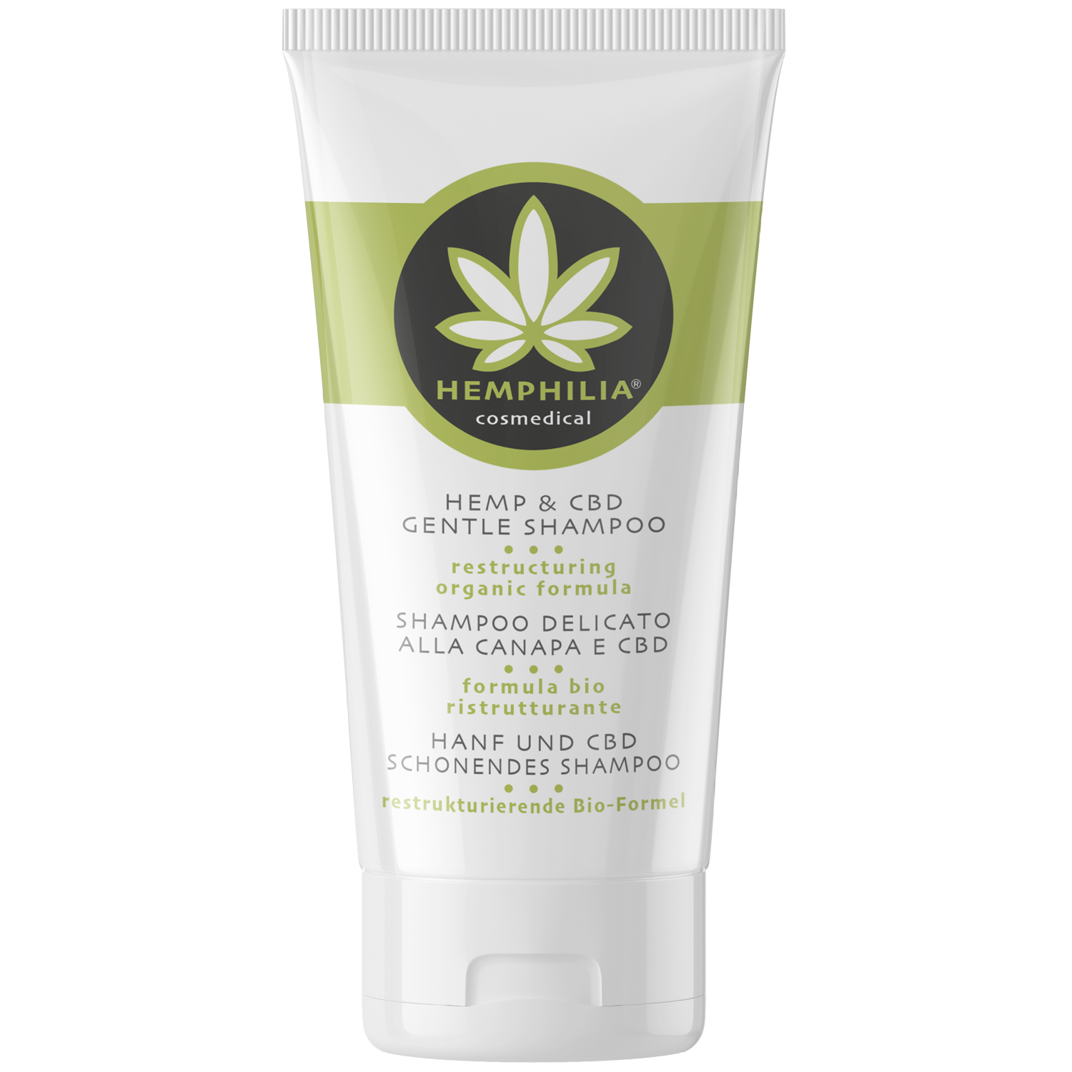 Hemp & CBD Gentle Shampoo