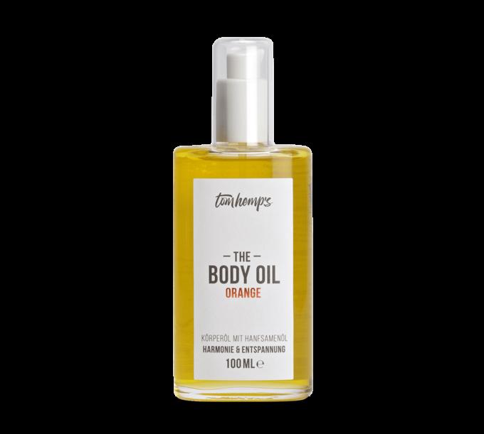 Tom Hemps Product Beauty Bodyoil Orange Min