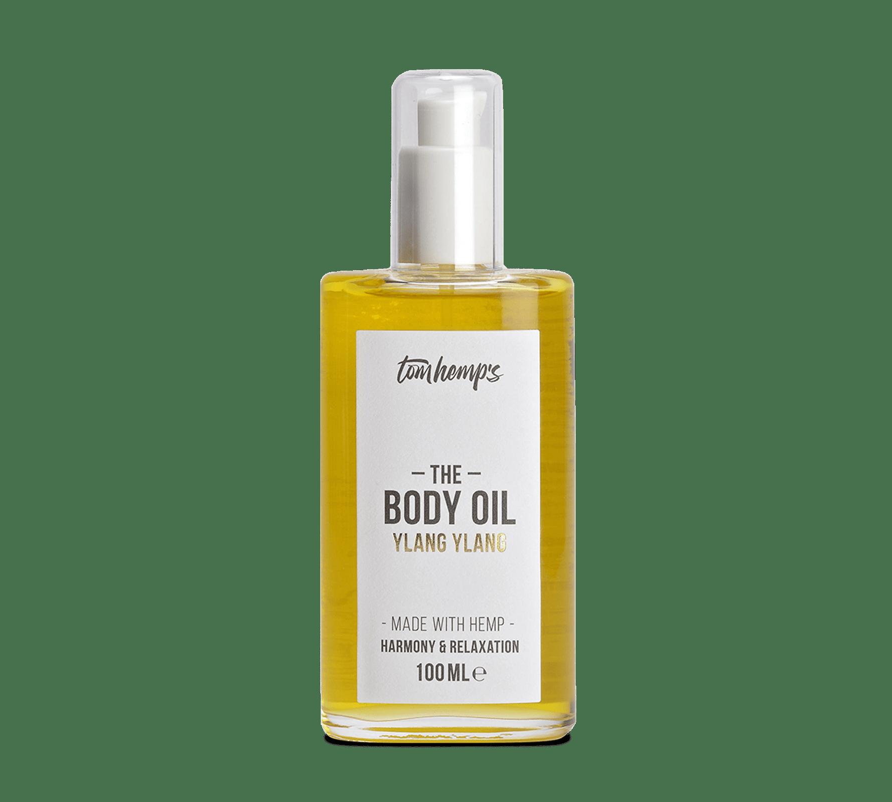 The Body Oil Ylang Ylang
