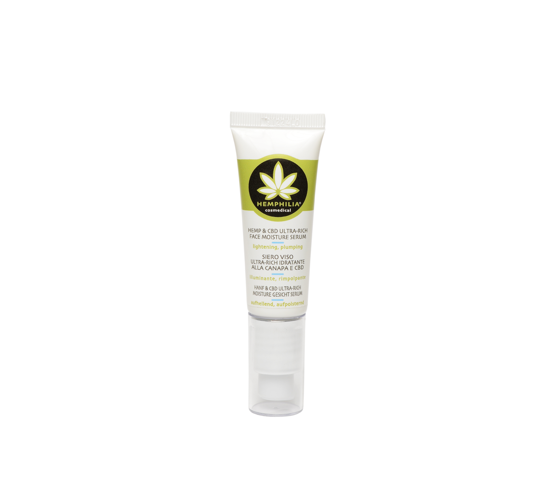 Hemp & CBD Ultra-Rich Face Moisture Serum