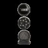Tom Hemps Product Grindr 4 Piece Black Vibes