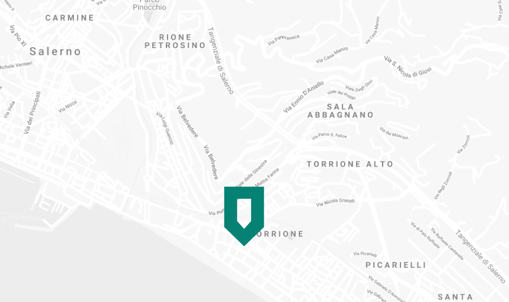 Salerno Store Map